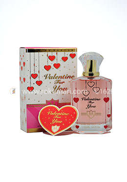 Valentine For You Eau De Parfume - 100ml