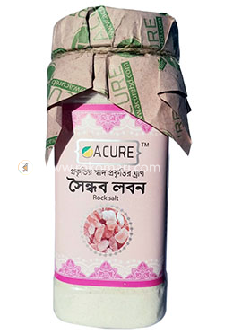 Acure Rock Salt (পিঙ্ক সল্ট) - 200gm