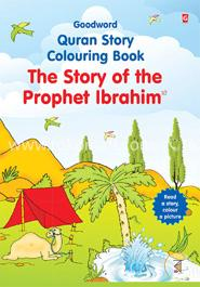 The Story of the Prophet Ibrahim (Colouring Book)