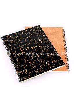 Khata Equation Black (300 page) (RV-43)