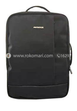 Matador Office Backpack (MA18)-Black Color