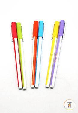 Top-Teen Ball Pen - 6 Pcs