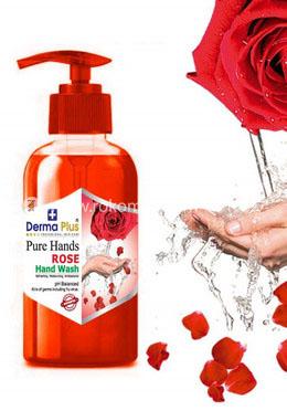Derma Plus Handwash Rose - 250 ml