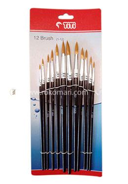 Joy Titi Artist water color Brush (1-12)