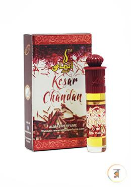 Almas Kesar Chandan Attar 8 ml (Unisex)