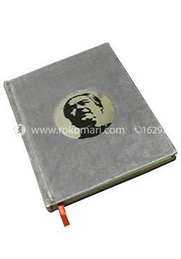 Bondhubondhu Metal Notebook - NB-M-VC-C-86-002