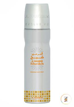Al Haramain Sheikh (Deodorant Body Spray) - 200ml for Women