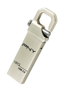 PNY HOOK ATTACHE 128GB USB 3.0