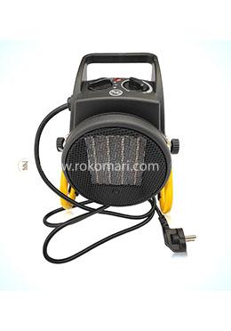 Electric Room Heater with Mini Table Fan(3 Years Warranty)