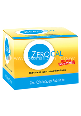 Zerocal Sachets - Box 25 Pcs