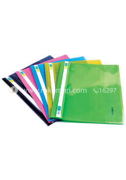 Matador Report Cover (Plastic cilp) - 01 Pcs (Any color)