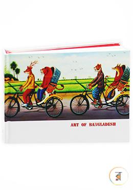 Rickshaw Painting Conceptual Notebook (NB-G-C-46-015)