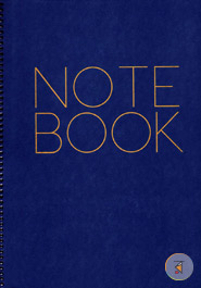 Khata Notebook Blue (120 page )(RV-47)