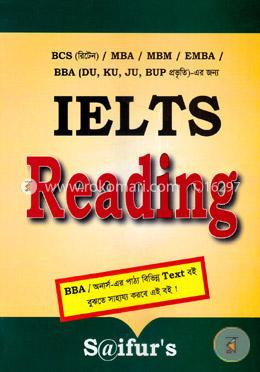 Saifur's: IELTS Reading
