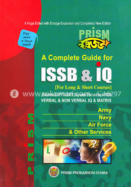 A Complete Guide For ISSB And IQ (For Long and Short Courses)