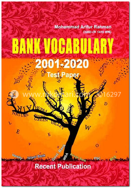 Bank Vocabulary 2001-2020 Test Paper