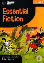 Literacy World : Stage 1 Essential Fiction an Antropology Complied