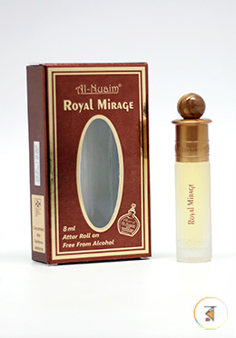 Al-Nuaim Attar Royal Mirage-8 ml