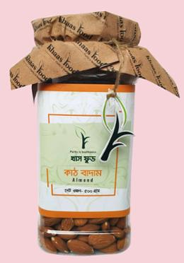 Almond (কাঠ বাদাম) -500 gm