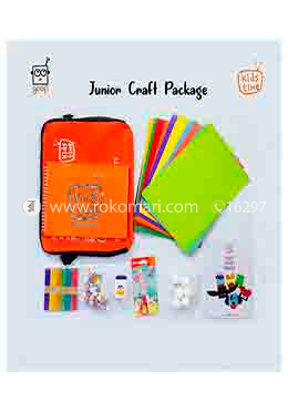 Goofi- Kids Time Crafting Package -Junior