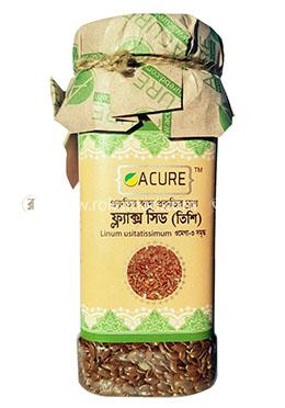 Acure Flax seed (Omega-3) - 150gm