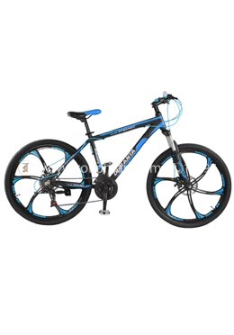 Duranta Allan Dynamic X-500 Multi Speed 26 Inch Cycle- Blue Color