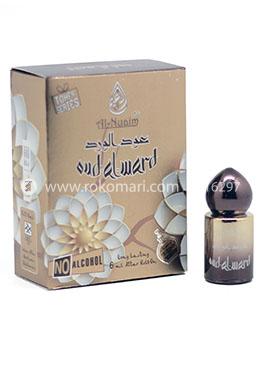 Al-Nuaim Oud Al Ward Attar - 6ml (Tohfa Series)