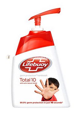 Lifebuoy Handwash TOTAL - 200 ml