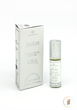 Sultan - Al-Rehab Concentrated Perfume  For Men and Women -6 ML