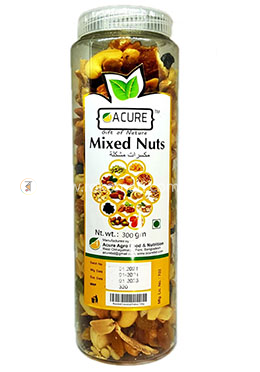 Acure Mixed Nuts - 300gm