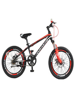 Duranta Potter Plus Single Speed 20 Inch Cycle- Red Color