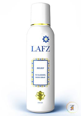 Lafz Body Spray - Belief (Halal Certified -Alcohol Free)