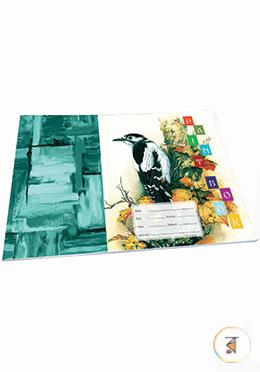 Eco Drawing Book - Large (Bird Design)
