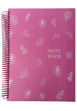Panel Notebook (Pink)