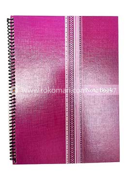 Students Notebook (Pink Color)