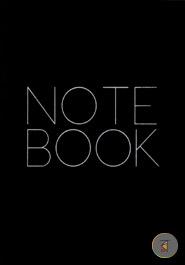 Khata Notebook Black (300 page)(RV-52)