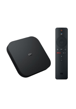 Mi TV Box S Global Version- Orange Box
