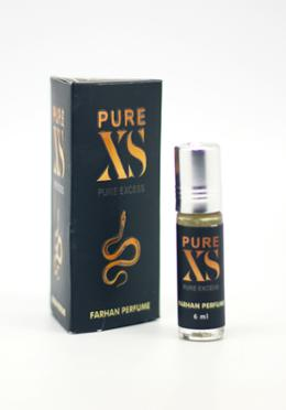 Farhan Pure XS Concentrated Perfume -6ml (Men)