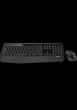 Logitech MK345 Combo Wireless Mouse and Keyboard