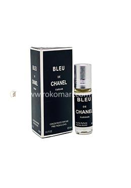 Farhan BLEU de Chanel Concentrated Perfume -6ml (Men)