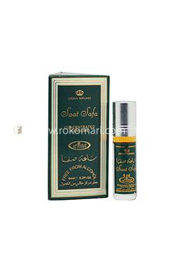 Saat Safa - Al-Rehab Concentrated Perfume For Men and Women -6 ML
