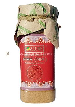 Acure Red Sandal Powder (লাল চন্দন গুড়া) - 50gm