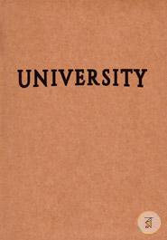 Khata University Design - Brown Cover (120 page )(RV-35)