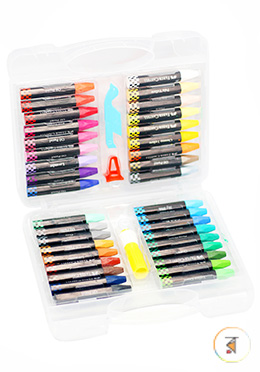 Faber Castell  Oil Pastels New - 36 Colors