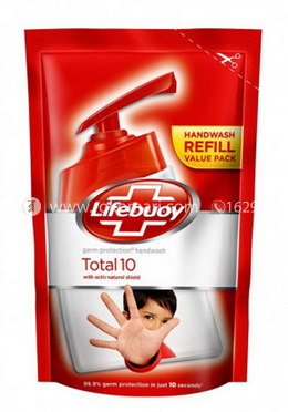 Lifebuoy Handwash TOTAL (refill) - 480 ml