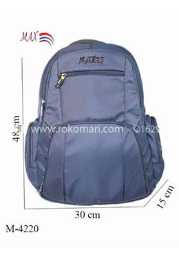 Max Happer Bag (Blue Color)