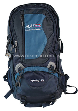Max Travel Bag (Navy Blue Color)