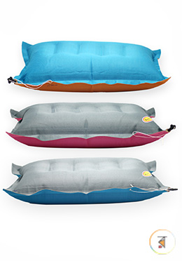 Travel Air Pillow (Balis Type - Any Color)