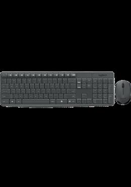 Logitech MK235  Combo Wireless Mouse and Keyboard