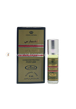 Al Fares - Al-Rehab Concentrated Perfume For Men and Women -6 ML